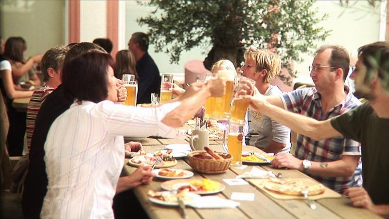Biergarten Bruchsal